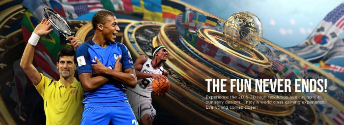 Agen Sportsbook Resmi Sbobet