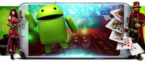 Keuntungan pasang taruhan judi sbobet casino melalui handphone android
