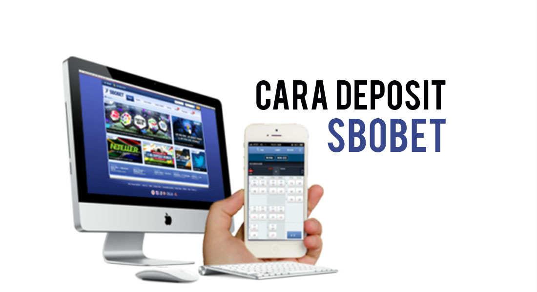 Panduan pengisian deposit via sbobet mobile